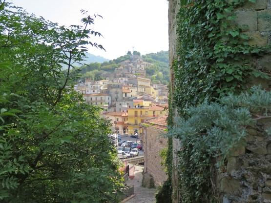 Sinagra from Castello