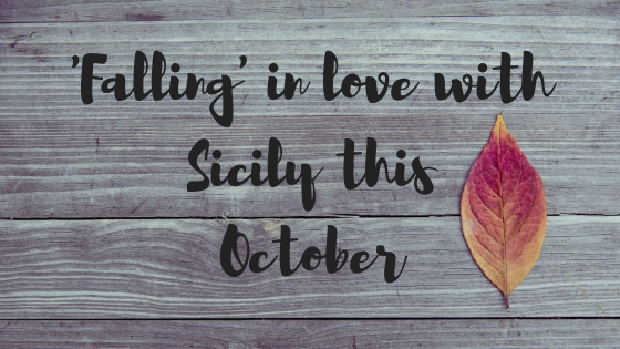 'Falling' in love with Sicily