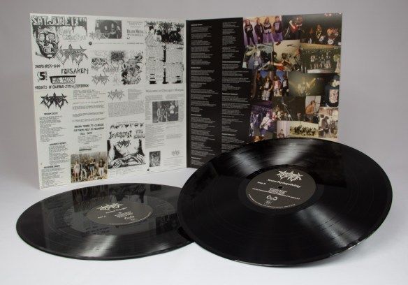 "Morgue, ""Coroner's Report"" - The Crypt Reissue - Gatefold & LPs"