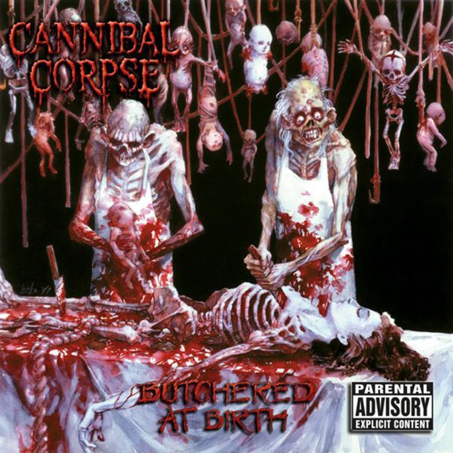 cannibal corpse butchered