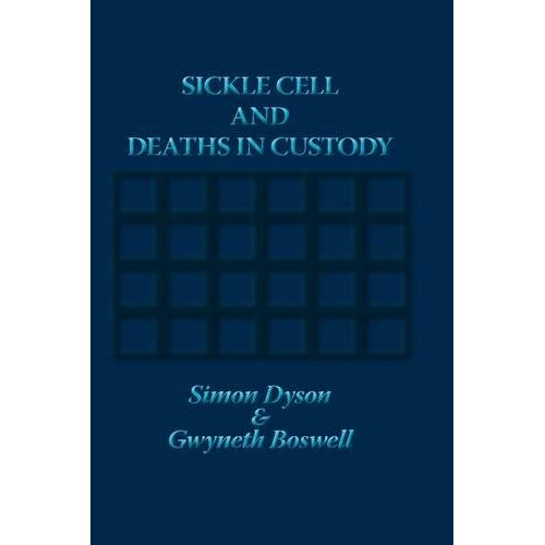 Deaths in Custody Book Jacket