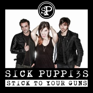 Sick Puppies - STYG single pack shot