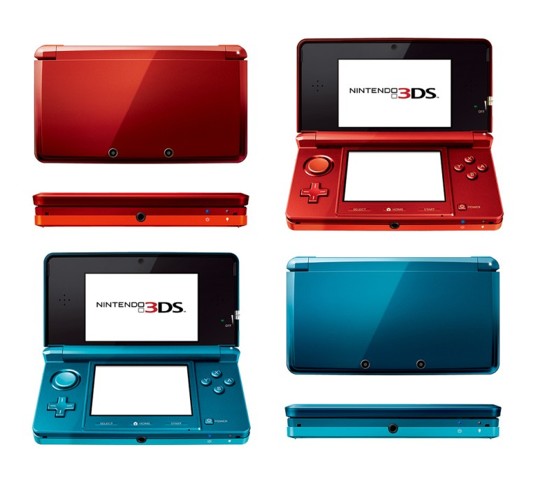 Nintendo 3ds Gamestop Lists Nintendo 3ds Games At 40 To