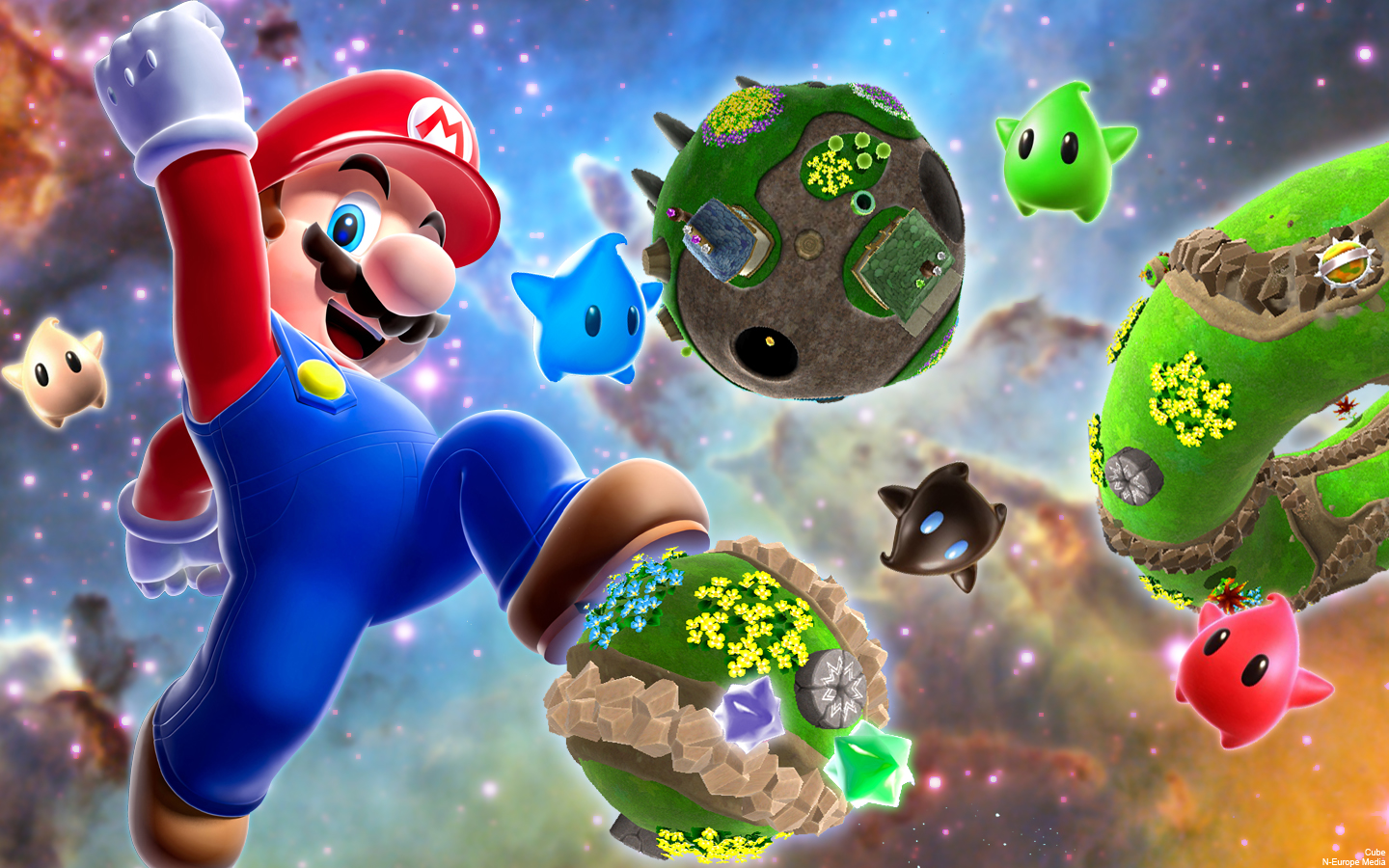 Super Mario Galaxy Is Now The Highest Rated Game Ever My