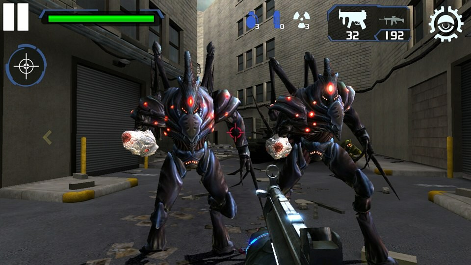 Former Wii Exclusive The Conduit Is Coming To Android  My