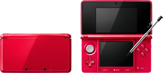 Nintendo Reveals A New Lovely Nintendo 3DS Color My