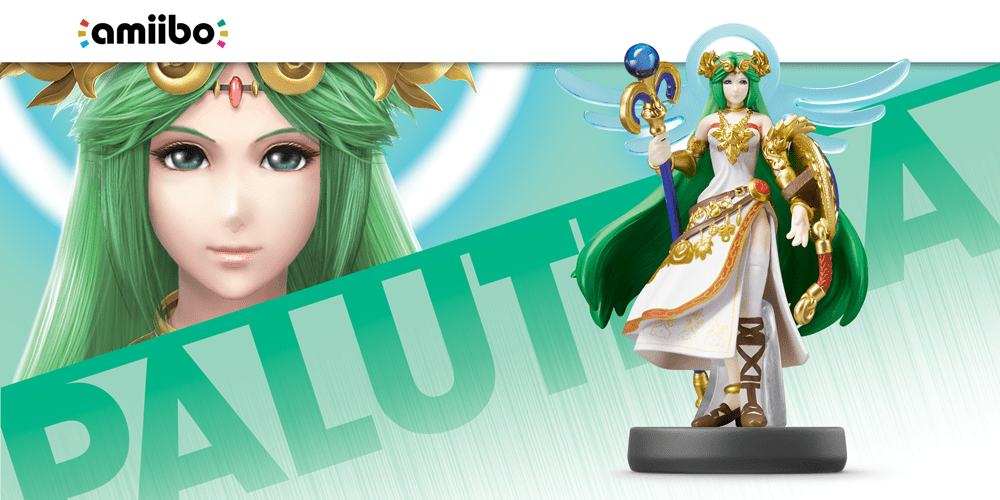 Palutena Amiibo Will Be Available For North American Fans