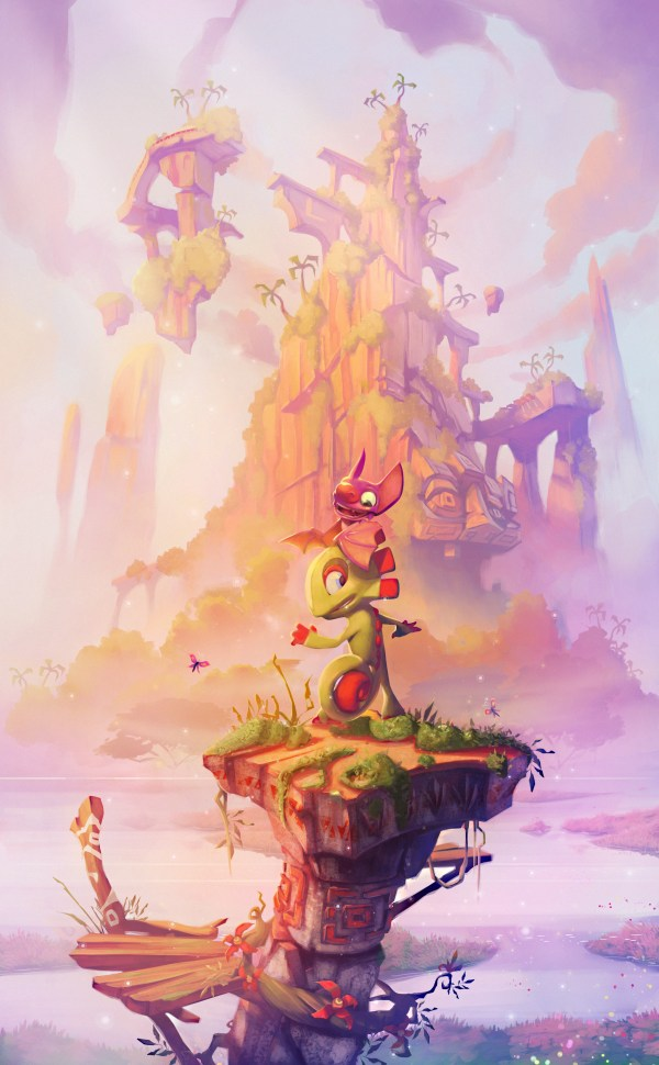 Yooka-laylee Character Revealed Additional