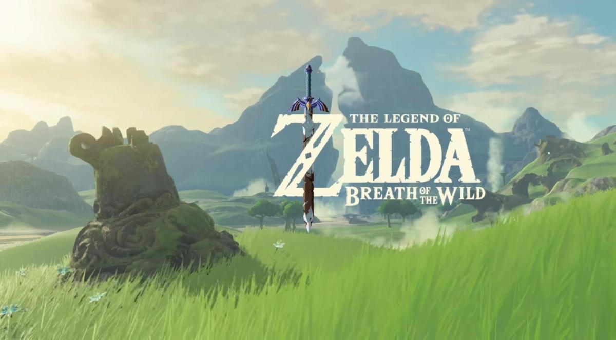 Gamestop Pre Order Zelda Breath Of The Wild And Get A