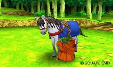 Such a sweet horse, shame it's a curse.