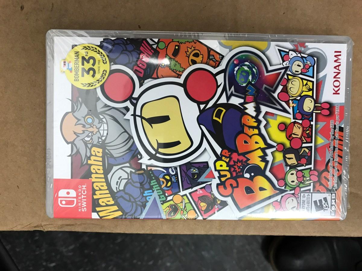 Box Art Super Bomberman Nintendo