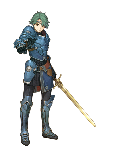 "Alm; the ""common"" Hero"