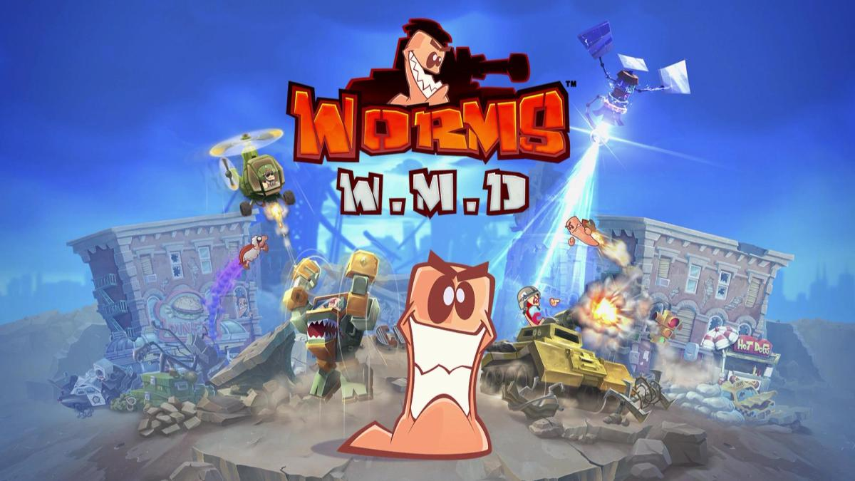 Worms W M D Announced For Nintendo Switch My Nintendo News