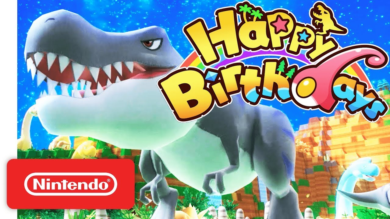 Japan A Happy Birthdays Demo Is Coming To Nintendo Switch