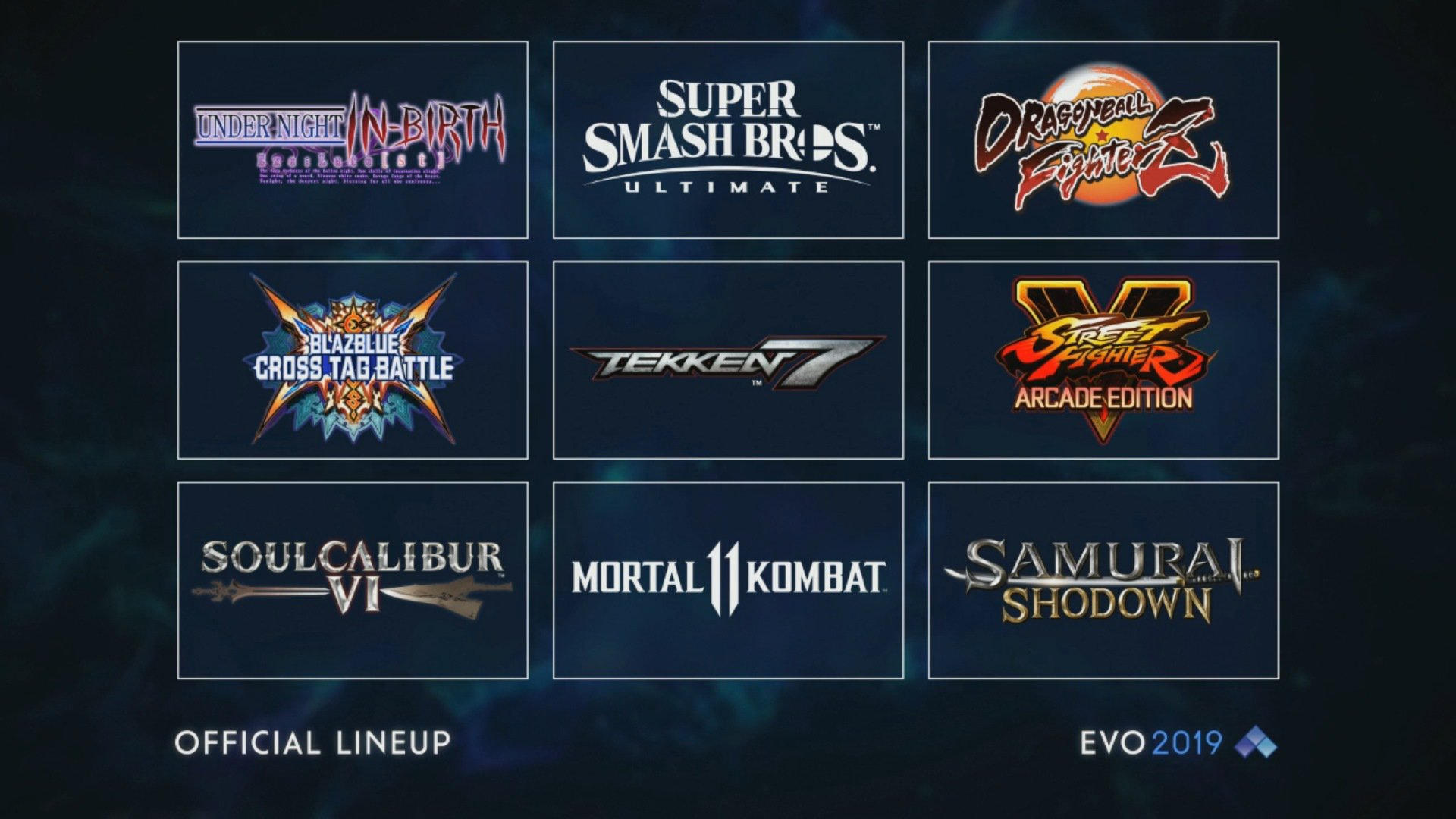 Super Smash Bros Ultimate Will Be The Only Smash Bros Game At EVO 2019 My Nintendo News