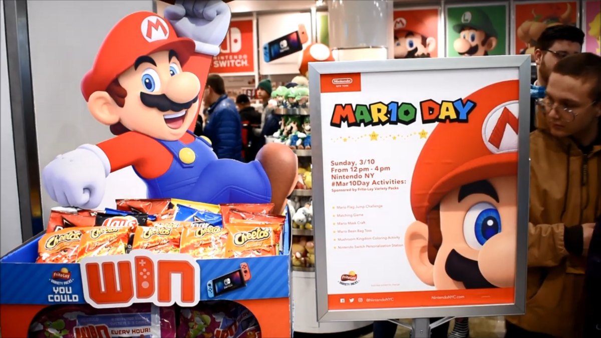 Video Nintendo Ny Mar10 Day Event Footage My Nintendo News