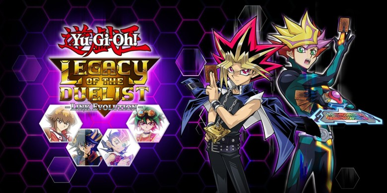 Yu Gi Oh Legacy Of The Duelist Link Evolution Exclusive