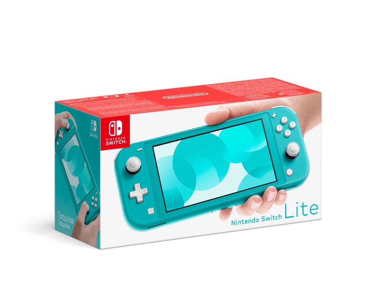 Video New Nintendo Switch Lite Advertisement My