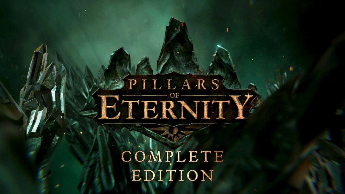 Pillars Of Eternity Complete Edition For Nintendo Switch