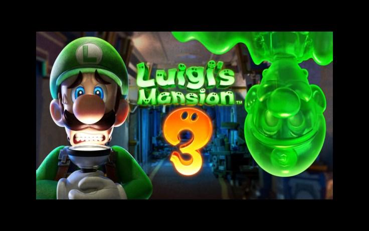 Posts About Luigis Mansion My Nintendo News