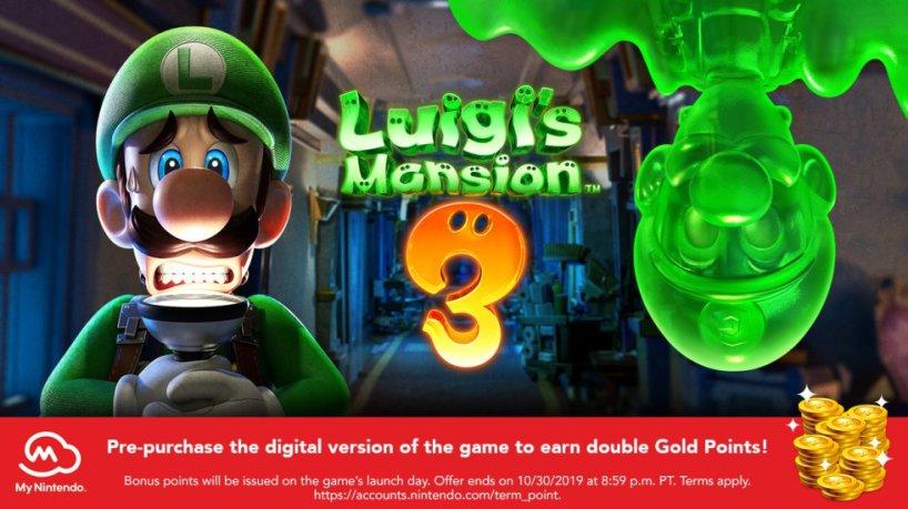Posts About Luigis Mansion My Nintendo News Nintendo News