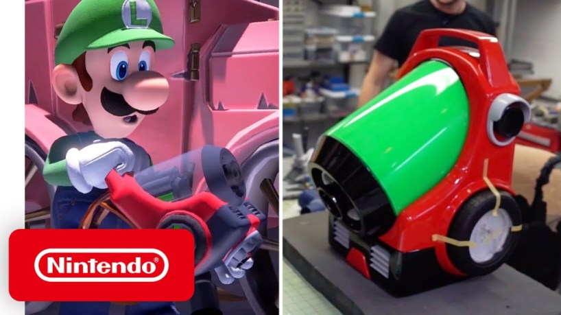 Luigi My Nintendo News