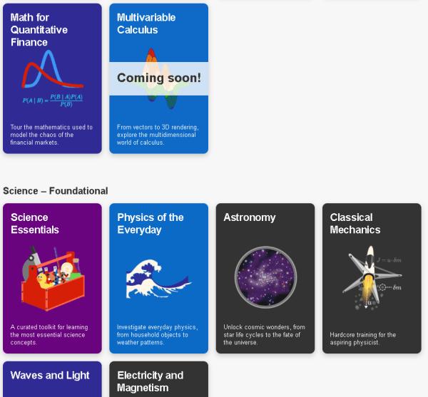 Brilliant Science Education Website Sic