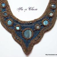 Couture necklace