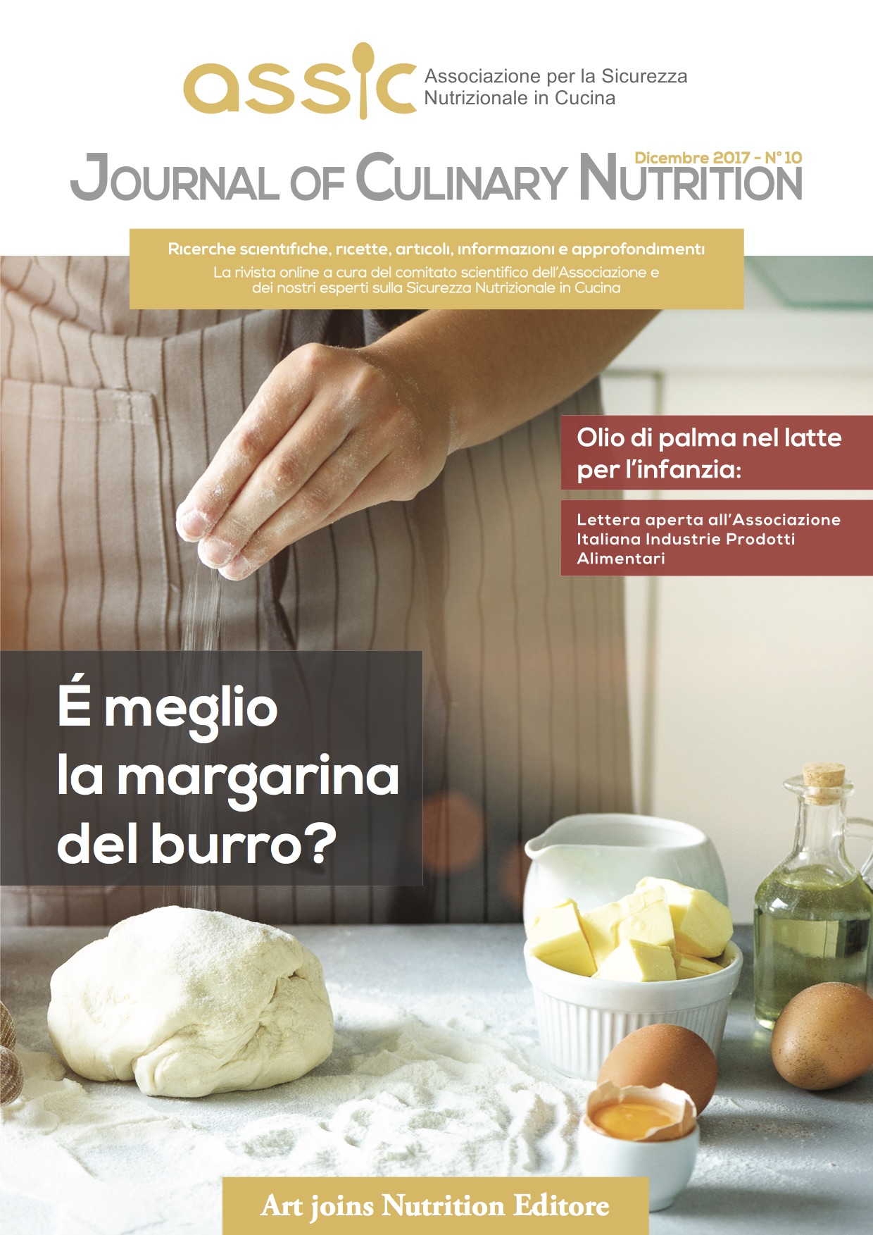 Cucina Evolution Manzi Editoriale Journal Of Culinary Nutrition Dicembre Sicurezza
