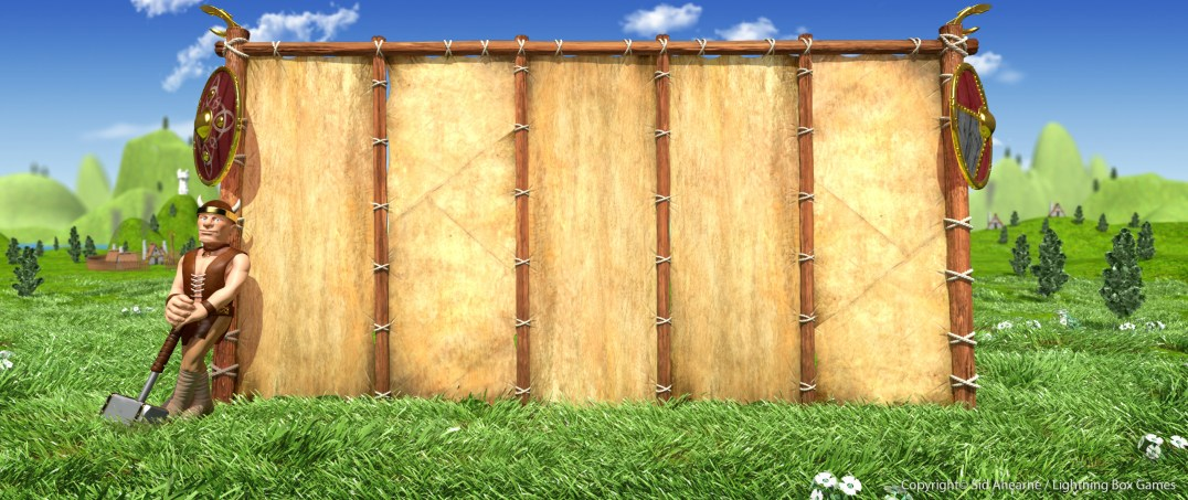 Main Reel screen