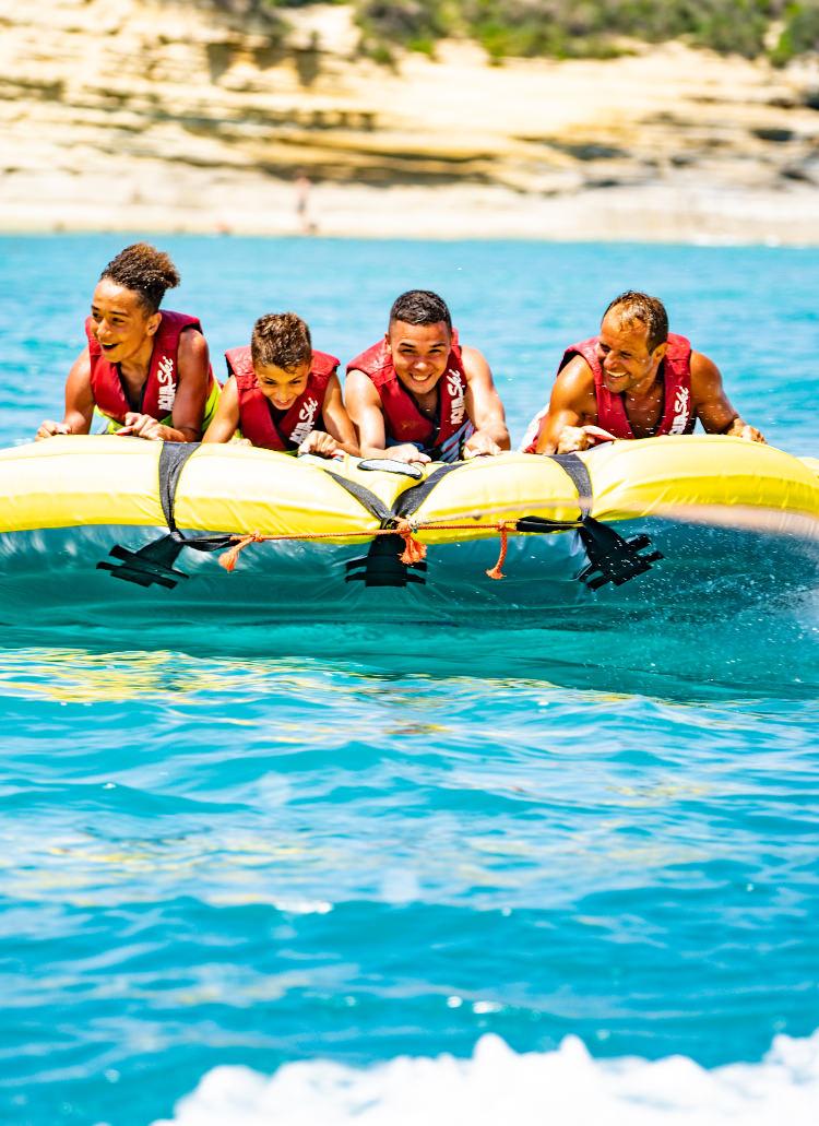 bi skimmer sidari watersports