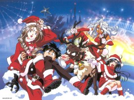 ah my goddess christmas
