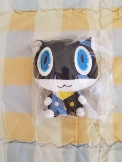 "4"" Morgana plush"