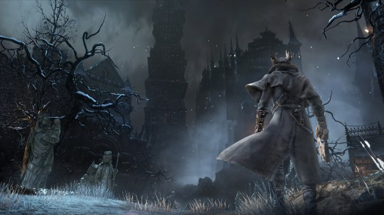 Bloodborne--Wallpaper