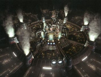 The Development of Final Fantasy VII