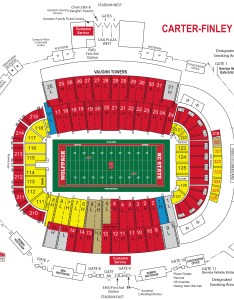 also new football game day initiatives for season nc state rh gopack