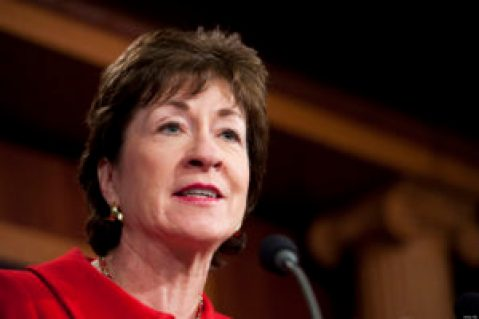 Senator Susan Collins of Maine