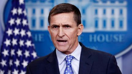 Michael Flynn has invoked the Fifth Amendment