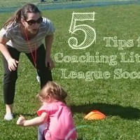 5 Tips for Coaching Little League Soccer