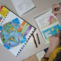 Beginning Geography with Evan-Moor