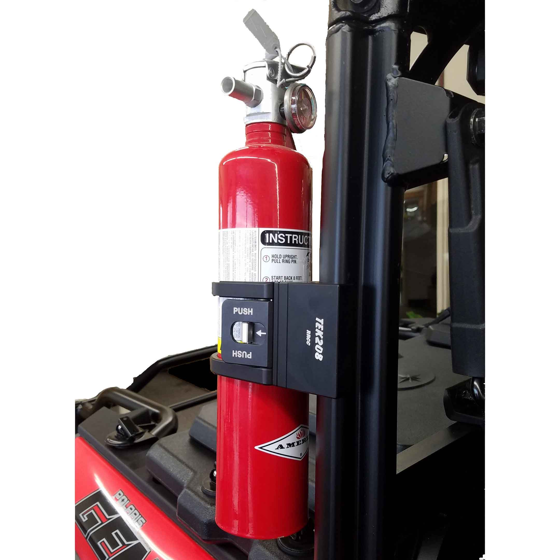 Tek208 Fire Extinguisher Quick Release For Pro Fit Cages