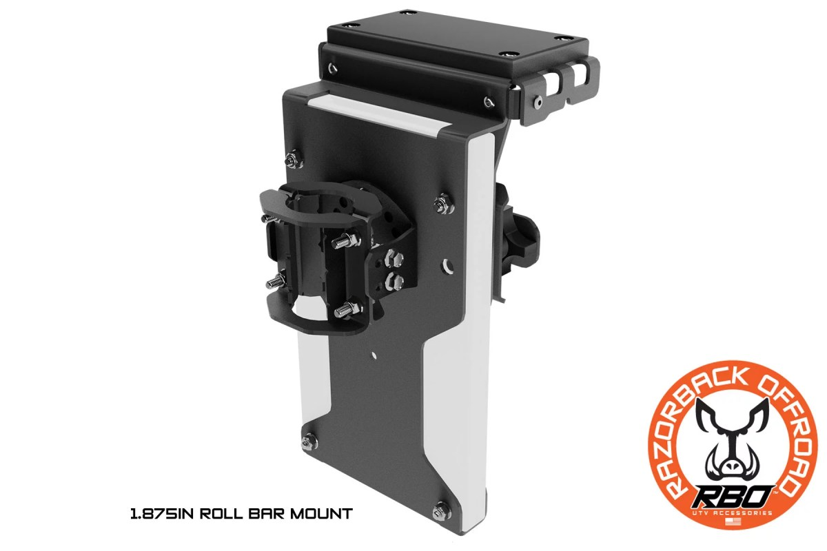 """RBO UTV Chainsaw Mounts - Chainsaw Mount for 1.875"""" Rollbar or Cage"""