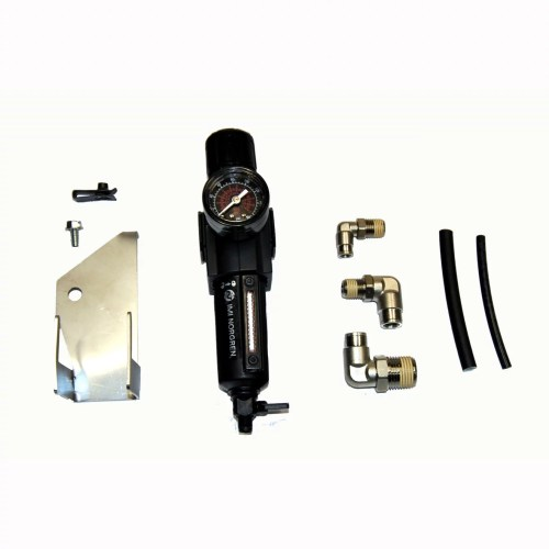 Air Tank Regulator Mini On Board Air Filter Regulator Kit OffRoadOnly