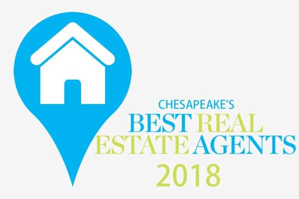 Best Chesapeake Real Estate Agents 2018