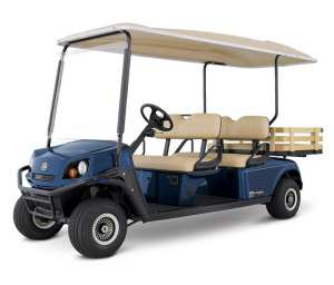 Cushman Shuttle Golf Car