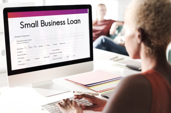 startup business loans with bad credit