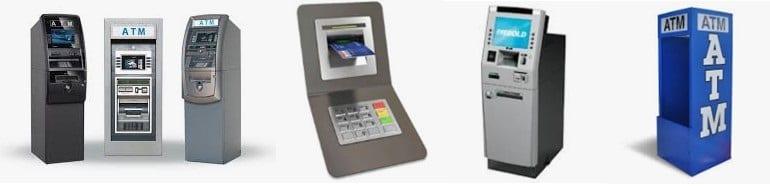List of Best ATM Machines