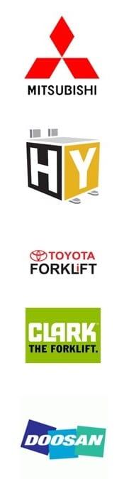 Top Forklift Brands