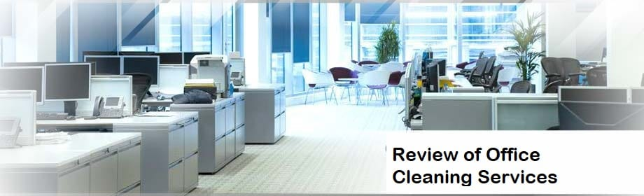 Review of Office Cleaning Companies