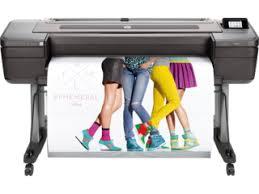 large format printer Evaluation